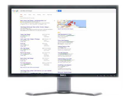 search engine optimisation in east lothian