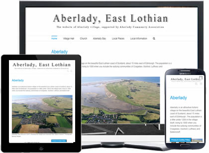 aberlady village community website